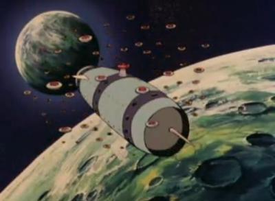 La flotta di Vega